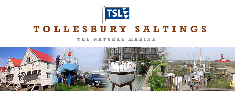 Tollesbury saltings Ltd TSL, The Natural Marina